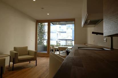 2-Zimmerwohnung - Mitten im Grünen