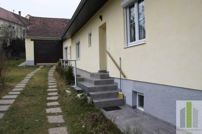 Saniertes kleines Wohnhaus in ruhiger Lage.