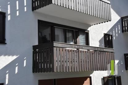 Schöne Garconniere mit Balkon in St. Gilgen