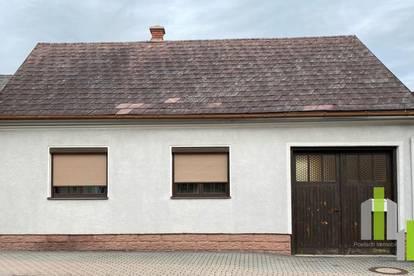 **Reserviert**Einfamilienhaus mit Garten nähe Therme Stegersbach