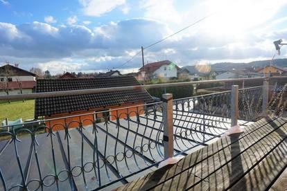 4 Zimmerwohnung mit Dachboden und Gartenanteil