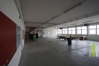 Lager, Werkstätte und Büroflächen