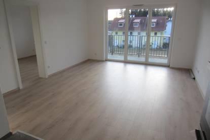 ERSTBEZUG: exklusive 3 Zi.-Wohnung mit Balkon