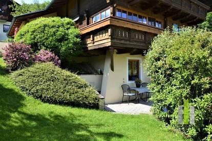 Ebenau: Romantisches Landhaus mit Büro/Whg.
