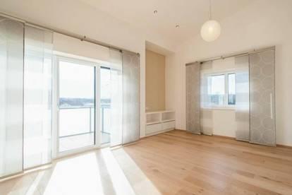Neuwertige 130 m² Dach-Terrassen-Wohnung in Mattighofen