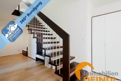 Penthouse-Feeling: Neuwertige 130 m² inkl. Stellplatz und Garage in Mattighofen