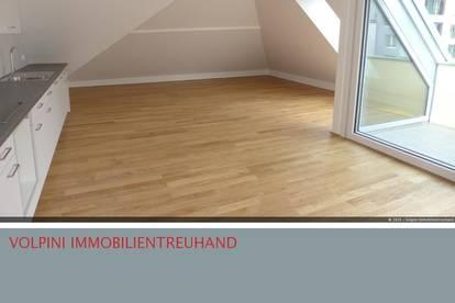 Ideal Konzipierte Wohnung im Dachgeschoss!!! Erstbezug! Nahe DonauPark.