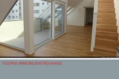 Nahe DonauPark: Ideal Konzipierte DG-Wohnung!!! Erstbezug.