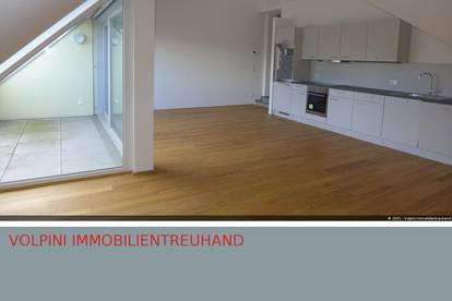 Donaupark: Gelungen Konzipierte DG-Wohnung!!!