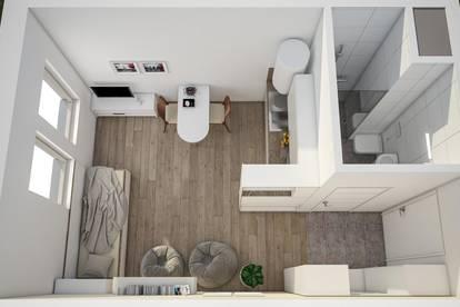 NEUBAU & provisionsfrei - inkl. WLAN, Strom, Heizung, Kalt- und Warmwasser - Hochwertige möblierte Wohnungen zum Pauschalpreis ***BARRIEREFREI***