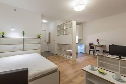 NEUBAU - Hochwertige möblierte Wohnungen auf Zeit zum Pauschalpreis inkl. WLAN, Strom, Heizung, Kalt- und Warmwasser ***BARRIEREFREI***