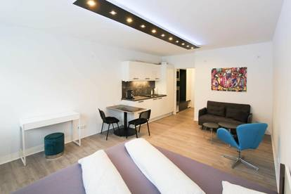 teilmöbliertes oder unmöbliert! modernes Apartment Nähe Liechtensteinstraße