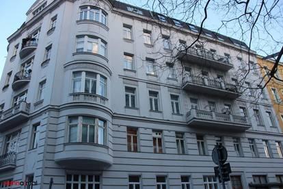 Lichtdurchflutete und moderne 5,5-Zimmer Maisonette Wohnung mit 2 Terrassen am Spittelauer Platz - unbefristet