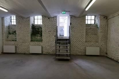 UNBEFRISTET - Großes Lager im Kellergeschoss - Oswaldgasse