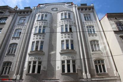 UNBEFRISTET - wunderschöne 4-Zimmer Wohnung mit separater Küche in der Schottenfeldgasse - Garagenplatz optional