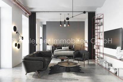Top 3.7 - Perfektes Loftkonzept für auffallenden Wohnraum