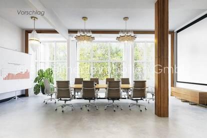 3631-Palais Rohan-Repräsentative Büroetage mit Erker