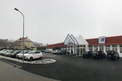 Geschäftsfläche in Zentrumslage