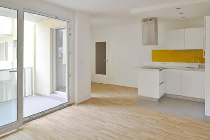 2-Zimmer-Wohnung mit Loggia direkt bei U3-Kendlerstraße!