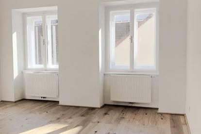 BESICHTIGUNG OHNE DAS ZUHAUSE ZU VERLASSEN - 2 Zimmer Erstbezug aber ohne Lift