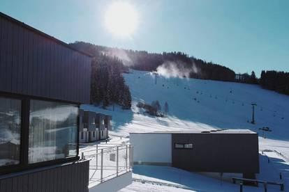 """Mountain Resort St. Lambrecht: Exklusives Ferienhaus Variante """"""""Edelrohbau"""""""