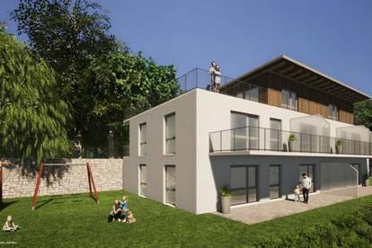 Bauträgergrundstück südlich von Graz mit 7 bewilligten Wohnungen