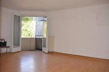 Leicht Renorvierungsbedürftiger 70m2 Wohnung mit Balkon!