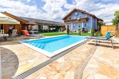 Graz ZENTRUM - Großes Einfamilienhaus mit großem Grund und Pool