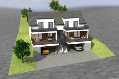Neubau/Vollmassiv/Doppelhaushälfte 10 Min.vom LKH entfernt!