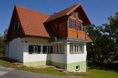 Traumhaus mit 2 Appartements in Stainz!