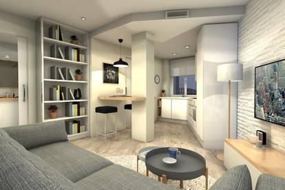 Wohnung mit Balkon in Graz - TWS9