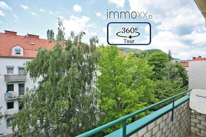 Ruhige Wohnung in Graz, zu kaufen