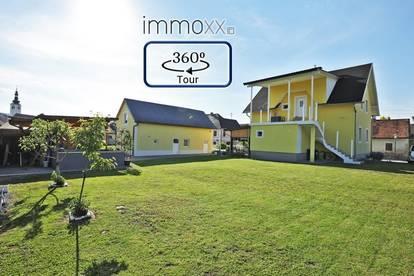 Wunderschönes Wohnhaus mit 2 Wohneinheiten, Garten, Terrasse und Wintergarten