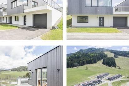 """Mountain Resort St. Lambrecht Ferienhaus für Anleger Variante """"Edelrohbau"""""""