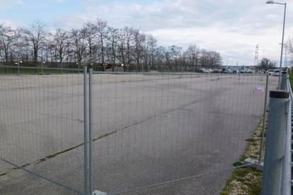 Lagerplatz in Großebersdorf zu vermieten - gute LKW Zufahrt - nähe A5, S1 und S2