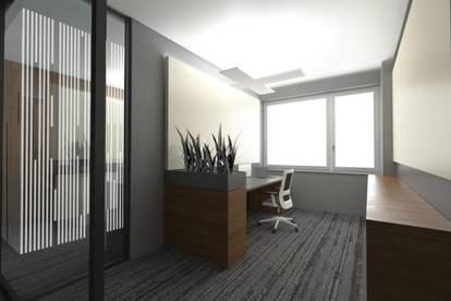 Modernes Büro zu vermieten - voll möbliert - nähe S5