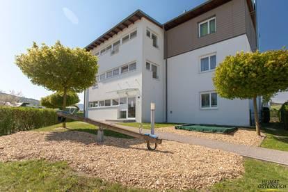 Mietkaufwohnung in Kirnberg - freundliche 3 Zimmerwohnung mit traumhaftem Ausblick