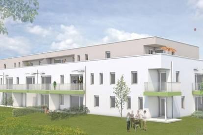 Ennsdorf - schöne 3 Zimmerwohnung mit feinem Garten