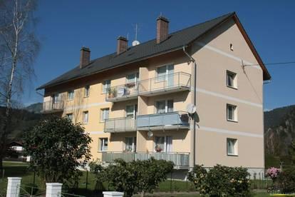 2-Zimmer Wohnung in Altenmarkt bei St. Gallen (Stmk.) zu vermieten!