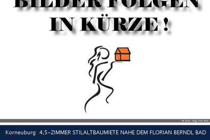 Korneuburg 4,5-ZIMMER STILALTBAUMIETE NAHE DEM FLORIAN BERNDL BAD