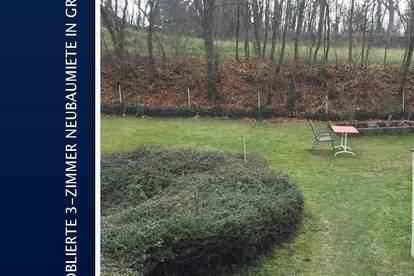 Hollabrunn - TEILMÖBLIERTE 3-ZIMMER NEUBAUMIETE IN GRÜNRUHELAGE MIT GARTENNUTZUNG