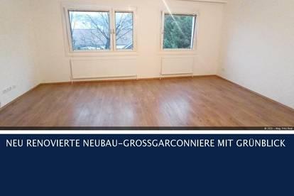 Klosterneuburg - NEU RENOVIERTE NEUBAU-GROSSGARCONNIERE MIT GRÜNBLICK