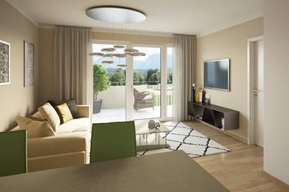 SAATGUT - Moderne 3-Zimmer Wohnung in Klagenfurt!
