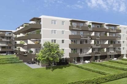 SAATGUT - Wohnen in der Klagenfurter Hubertusstraße!