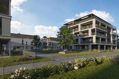 BLATTGOLD – 2-Zimmer Wohnung Nähe LKH.
