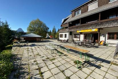 RARITÄT - ALMRESTAURANT IN TOP SKI-REGION