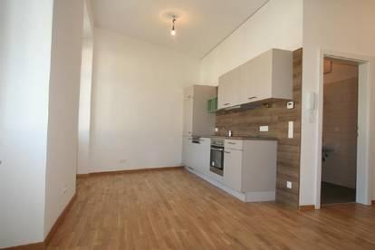 2-Zimmer-Altbauwohnung in repräsentativer Liegenschaft