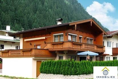 Großzügiges Einfamilienhaus in Mayrhofen zu vermieten: