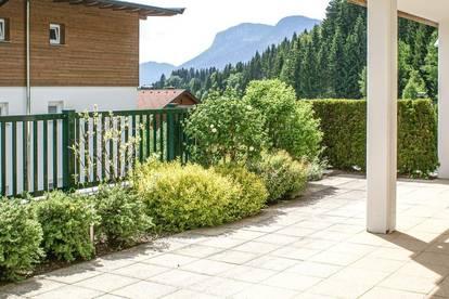 4-Zimmer-Gartenwohnung in ruhiger Sonnenlage