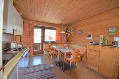 3 Zimmer Wohnung mit einer begehrten Freizeitwohnsitz Widmung mit Ausblick auf den Gaisberg